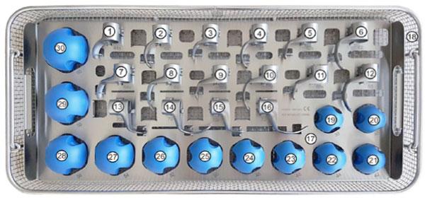 endoCupcut Ersatzteile Sieb 2